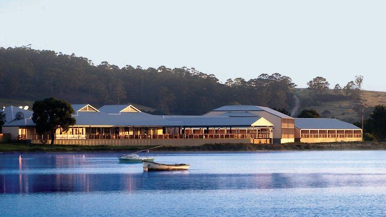 Tidal Waters Resort Exterior