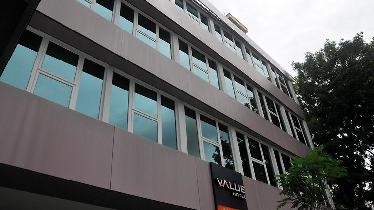 Value Hotel Balestier Exterior