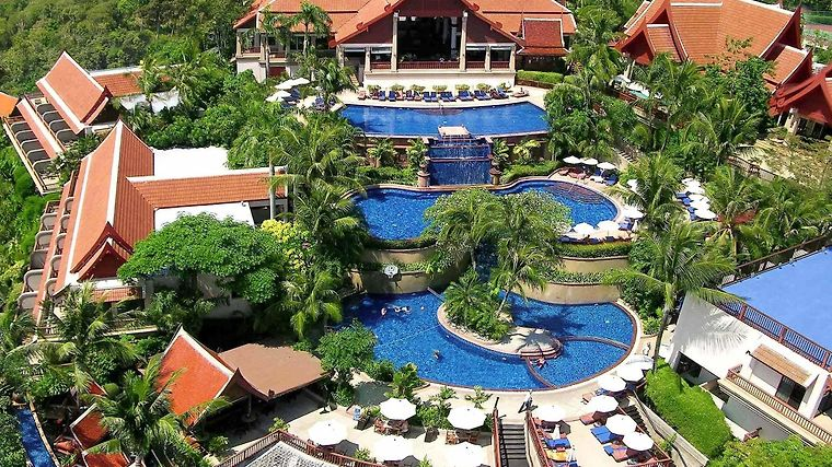 Novotel Phuket Resort photos Exterior
