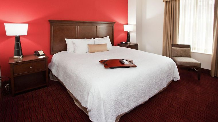 Hampton Inn & Suites Atlanta-Downtown Room