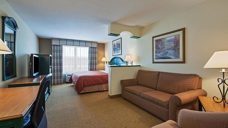 Country Inn & Suites By Carlson, Cincinnati Air Ky photos Room