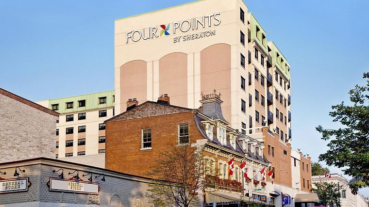 Four Points By Sheraton Kingston Exterior