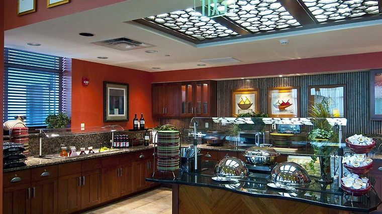 Homewood Suites By Hilton Rockville-Gaithersburg Restaurant