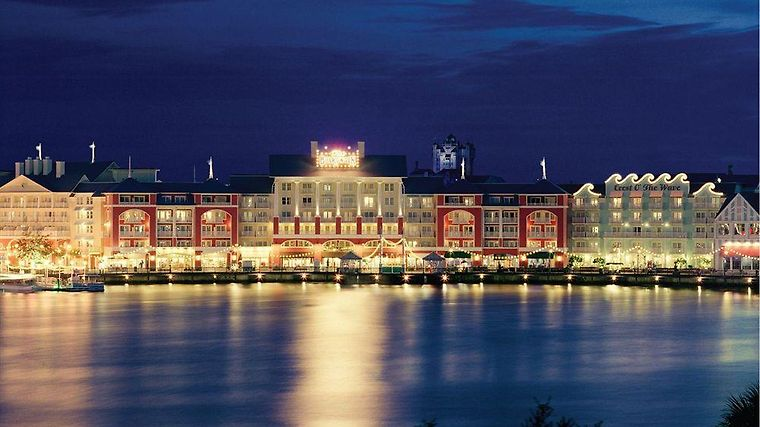 Disney'S Boardwalk Villas Exterior