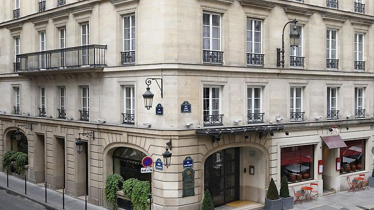 Hotel Royal Saint-Honore Exterior