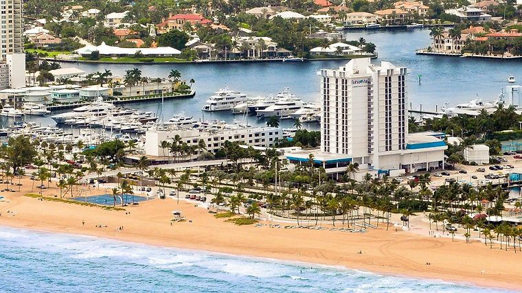 Bahia Mar Fort Lauderdale Beach - A Doubletree By Hilton Hotel photos Exterior