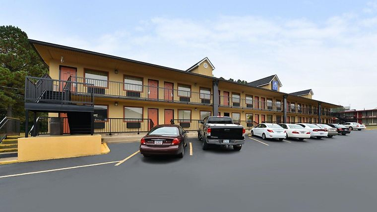 Americas Best Value Inn Columbus Exterior