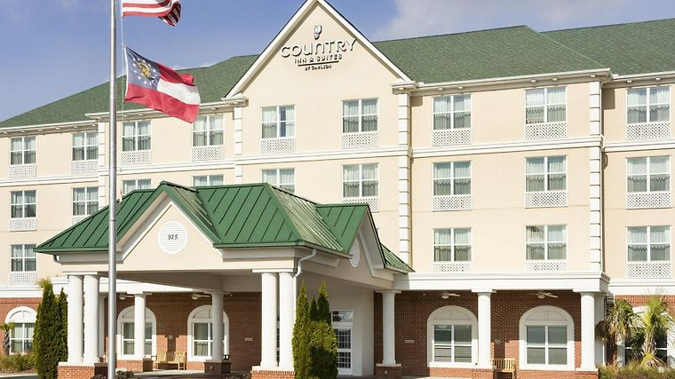 Country Inn & Suites By Carlson, Braselton, Ga Exterior