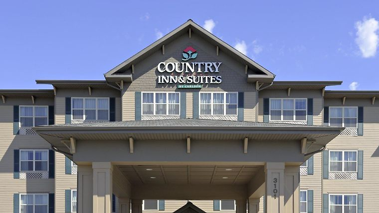 Country Inn & Suites By Carlson, Grand Forks, Nd Exterior