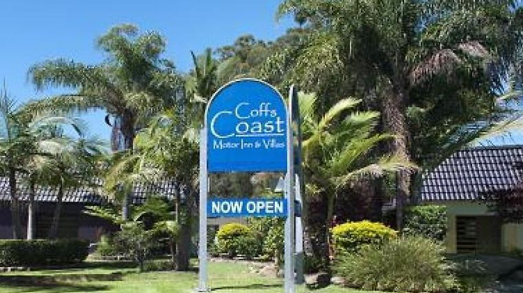 Coffs Coast Motor Inn And Villas Exterior