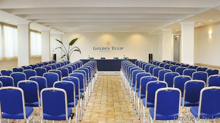 Golden Tulip Rome Airport Business
