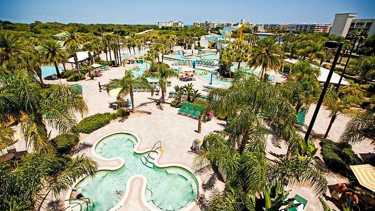 Hotel Holiday Inn Club Vacations Cape Canaveral Beach Resort Fl 3 United States From Us 195 Booked