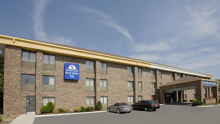 Americas Best Value Inn Mcminnville Exterior