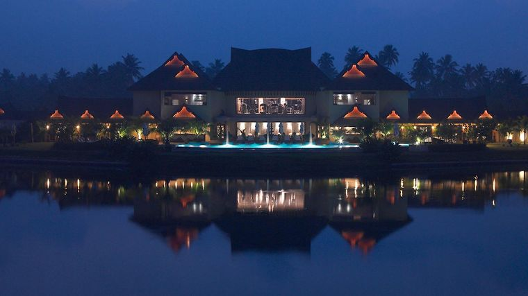 The Zuri Kumarakom Kerala Resort & Spa Exterior