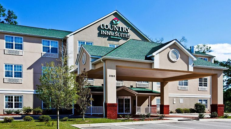 Country Inn & Suites By Carlson, Tallahassee E, Fl Exterior
