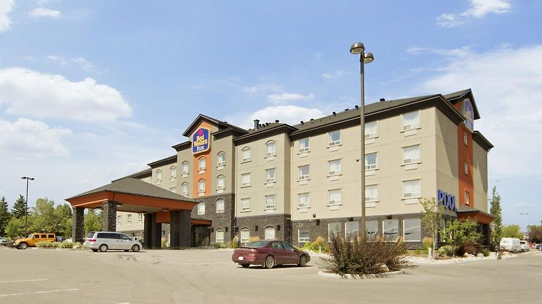 Best Western Plus The Inn At St. Albert photos Exterior