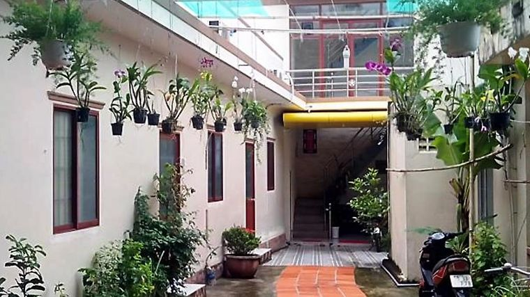Phu Quoc An Guesthouse Exterior