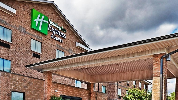 Holiday Inn Express & Suites E Exterior