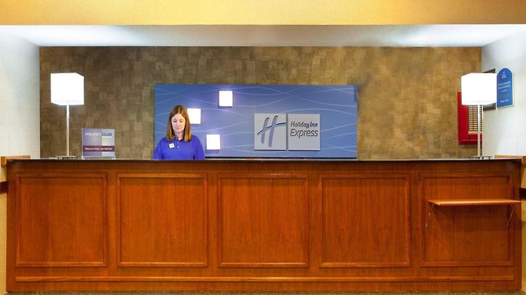Holiday Inn Express & Suites Troy Interior