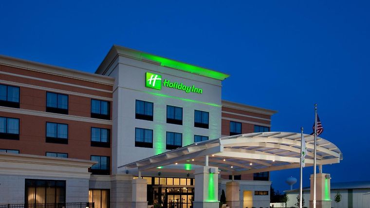 Holiday Inn St. Louis-Fairview Heights Exterior