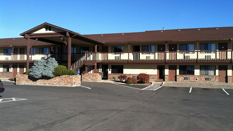 Econo Lodge Ellensburg Near University Exterior