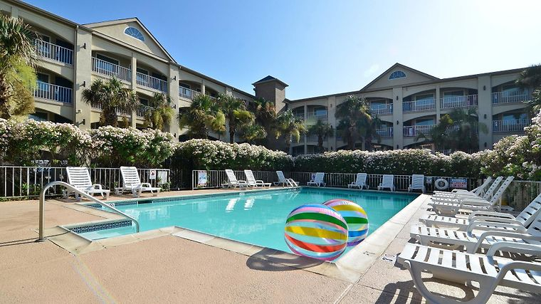 Hotel Red Roof Inn Galveston Beachfront Convention Center Tx 2 United States From Us 108 Booked