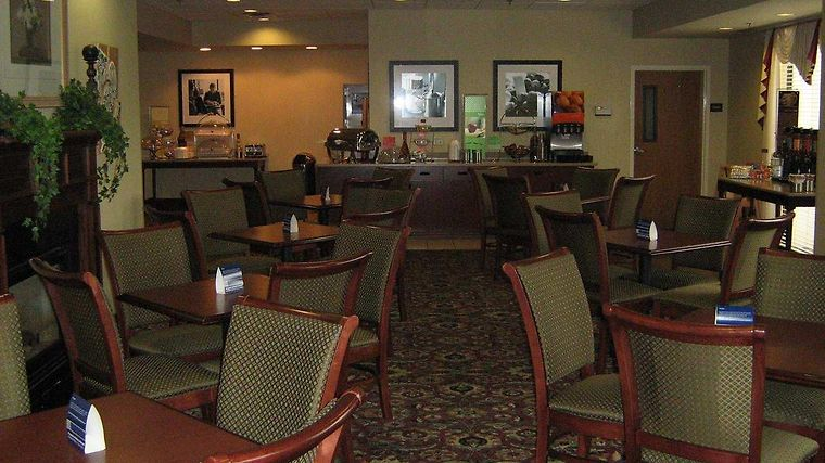 Hampton Inn New Albany Restaurant