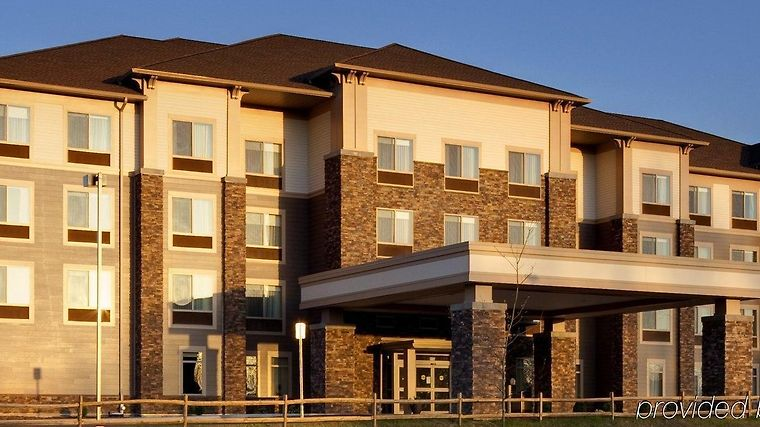 Best Western Plus University Park Inn & Suites Exterior