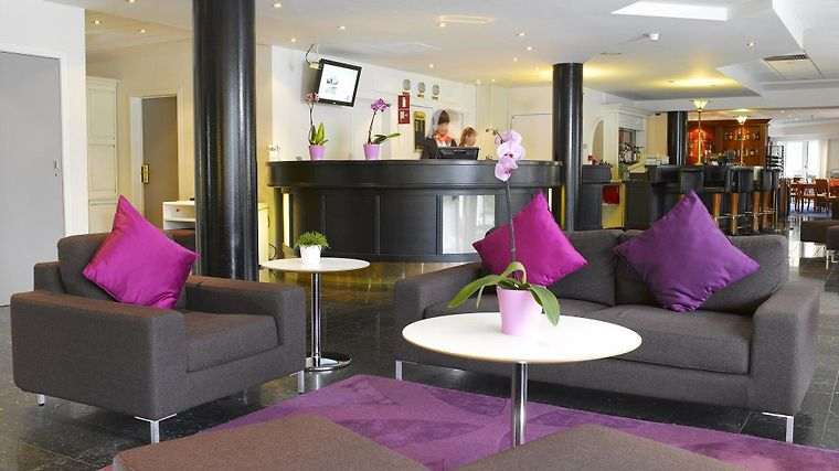 Thon Hotel Brussels Airport Interior