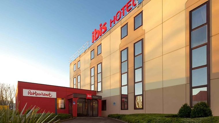 Ibis Brussels Airport photos Exterior