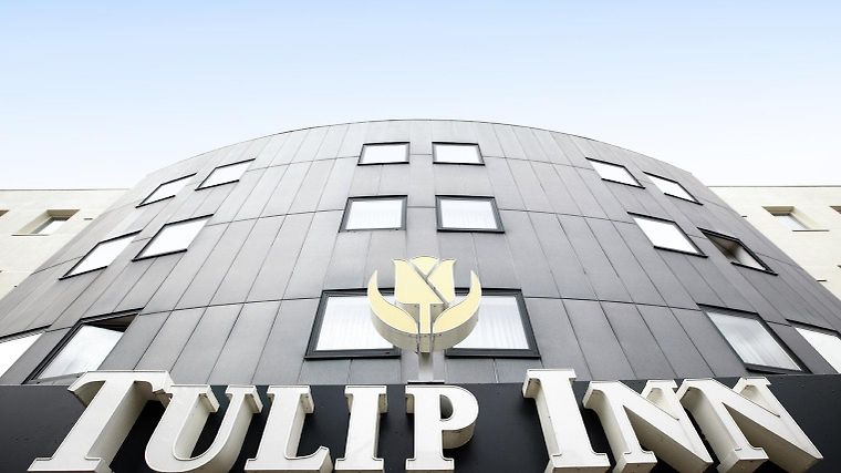 Tulip Inn Antwerpen photos Exterior