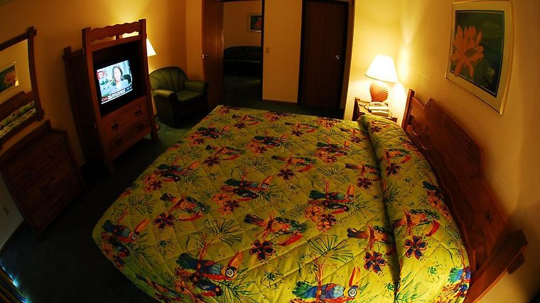 Polynesian Water Park Resort Room