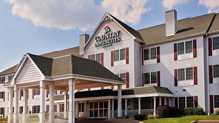 Country Inn & Suites Rock Falls Exterior