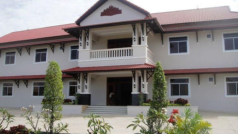 Reaksmey Krong Kep Guesthouse Exterior