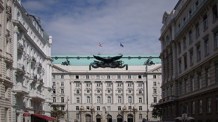 Pension Riedl Vienna Exterior Hotel information