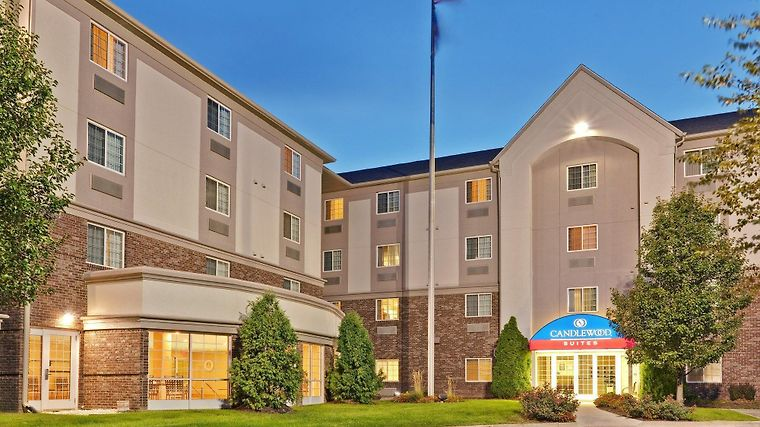 Candlewood Suites Indianapolis Exterior