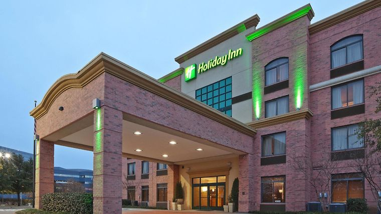 Holiday Inn Dallas North Addison Exterior