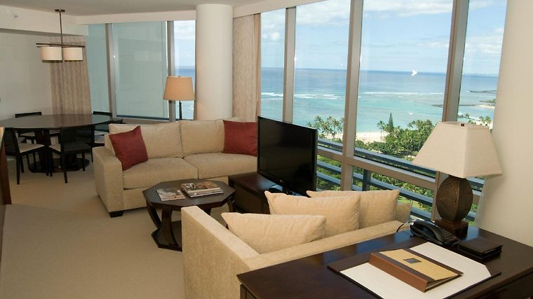 Trump International Hotel Waikiki Beach Walk Room