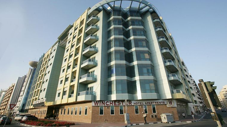 Winchester Deluxe Hotel Apartments photos Exterior