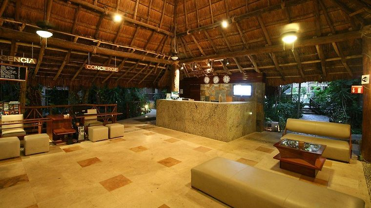 Tukan Hotel And Beach Club Interior