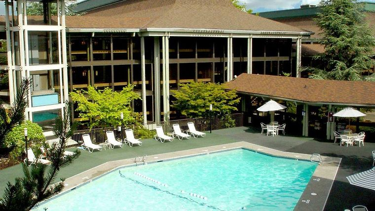HOTEL DOUBLETREE BY HILTON SEATTLE AIRPORT SEATAC, WA 3* (United ...