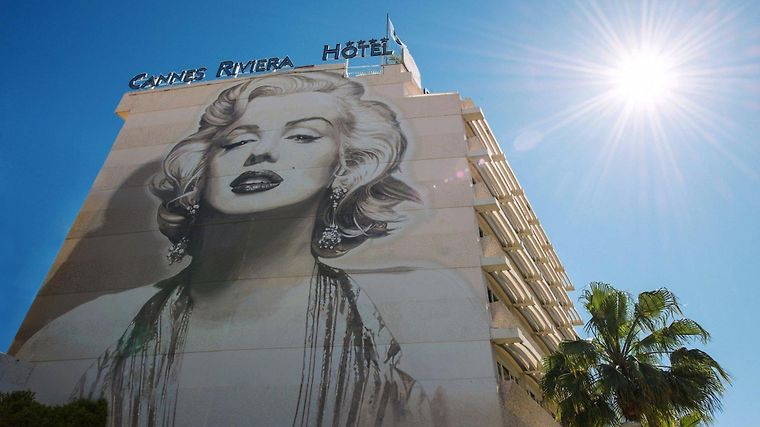 Best Western Cannes Riviera Hotel photos Exterior