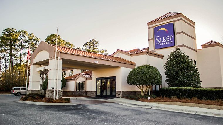 Sleep Inn & Suites Near Ft. Bragg photos Exterior