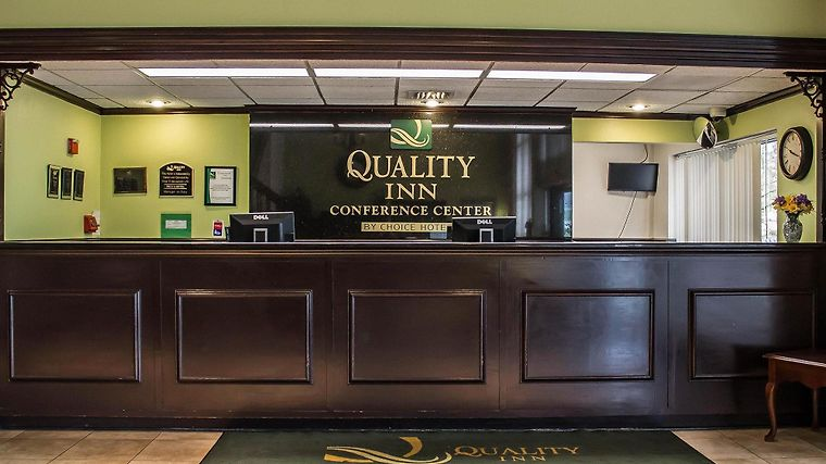 Quality Inn & Conference Center Exterior