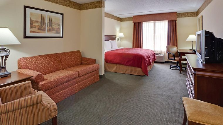 Country Inn & Suites By Carlson, Clinton I-75, Tn Room