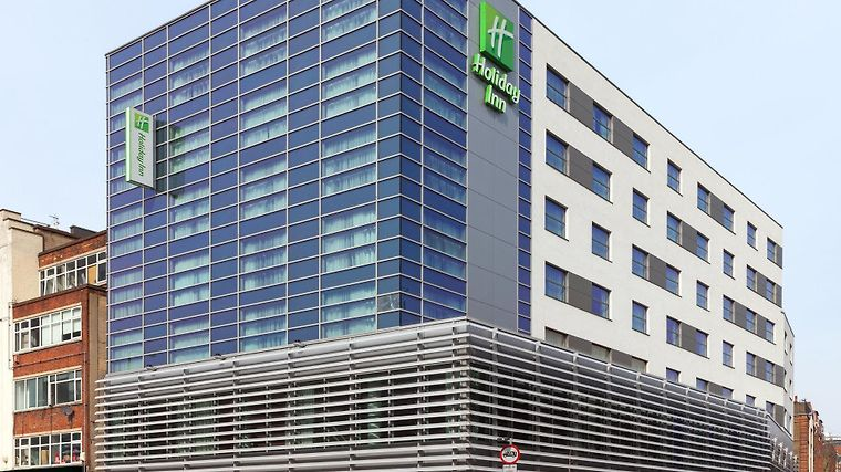 Holiday Inn Commercial Road Exterior