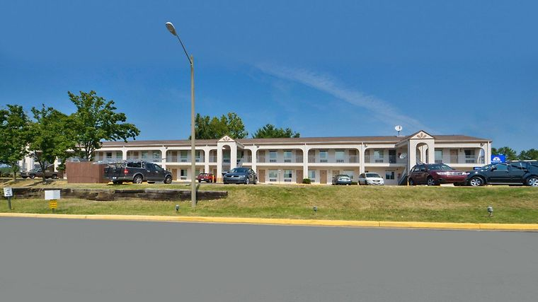 Americas Best Value Inn Fredericksburg South Exterior