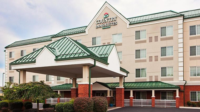 Country Inn & Suites By Carlson, Hagerstown, Md photos Exterior