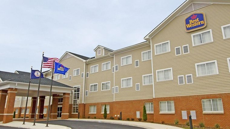 Holiday Inn Express & Suites Charlottesville - Ruckersville Exterior