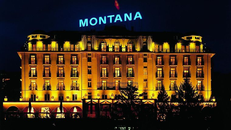 Art Deco Hotel Montana photos Exterior